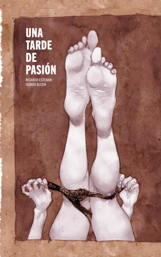 Una tarde de pasión. Colección Erotízate