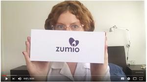 Zumio, ¡orgasmos de clítoris en un minuto!