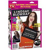 Mu�eca inflable de Lindsay Blowhan