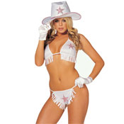 Chica Cowboy Sexy