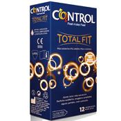 Control Total Fit 12 unds, m�s estrechos, m�s ajustados