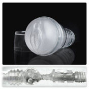 ICE Fleshlight, con interior CRYSTAL