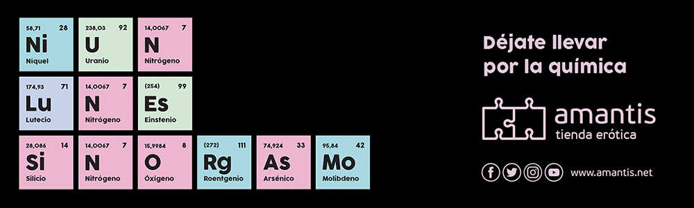 Déjate llevar por la Química amantis 1