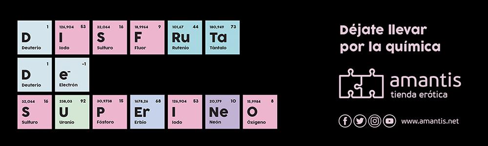 Déjate llevar por la Química amantis 2