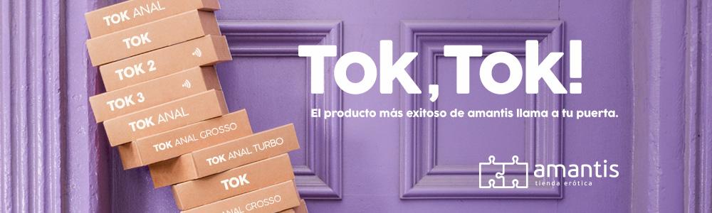 TOK TOK, el vibrador más exitoso de amantis