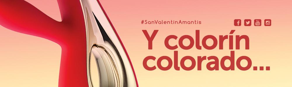 San Valentín en amantis