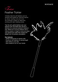 Plumas de caricia, edición especial 50 Sombras de Grey