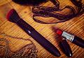 KIT BURASHI, Pincel Japonés con bala vibradora y antifaz