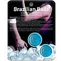 BOLAS BRASILEÑAS 6unds, lubricante en esferas efecto Freshhh