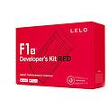 LELO F1s Developer Kit Red, succionador sónico para pene