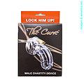 The Curve, jaula de castidad masculina