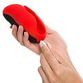 AMASSA HOT, masajeador de pene con vibración y efecto calor