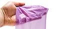 Barreras de látex, para sexo oral seguro. 4 unidades