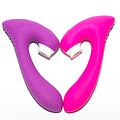 BISOU 2, tiernos besos con lengua con la mejor vibración