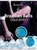 Bolas Brasileñas, lubricante con EFECTO que se deshace contigo