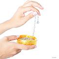 CLIN-CLIN, cadenita metálica ajustable para pezones de amantis