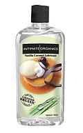 Lubricantes de sabores y efecto calor de Intimate Organics
