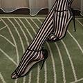 LINEAS INFINITAS, medias con liguero para piernas de infarto