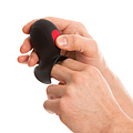 MOLLUSC, suave acariciador de pene con vibración