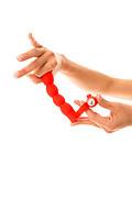 TRINITY, anilla con vibrador para doble penetración fácil
