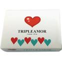 Triple amor, 3 c�psulas que multiplican tu rendimiento viril